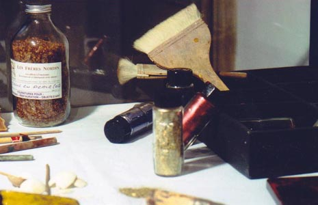 Products - Rémi Maillard, lacquer artist decorator
